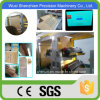 Materiële Zak die van de Stof van de Deklaag van kraftpapier Pape de pp Geweven Machine maken