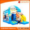 2018 El castillo inflable saltando Minions Combo Bouncer (T3-045)