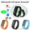 Braccialetto astuto di frequenza cardiaca con Bluetooth 4.0 (V6)