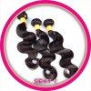インドのRemyの人間の毛髪のよこ糸(KBL-IH-BW)
