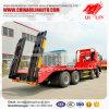 7 van de Lengte van het Platform van de Lage meters Vrachtwagen van de Lader voor Zware Machine