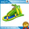 Jouet de jardin gonflable Giant Animal Slide with Water Gun
