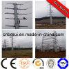 Palo elettrico d'acciaio galvanizzato africano