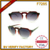 Neues Produkt-Retro Sonnenbrillen des Entwurfs-F7285