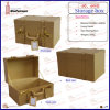 Goldener Luxuxspeicherkoffer (6440)
