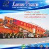 10 Modulaire Aanhangwagen van de Leiding van assen de Hydraulische (4+concave beam+6)