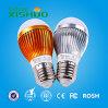 알루미늄 바디 및 플라스틱 덮개를 가진 지능적인 LED 전구 RGBW 지능적인 전구 무선 2400 루멘 LED 전구 책임