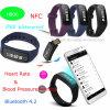 Più nuovo braccialetto astuto impermeabile con la funzione Hb06 di NFC