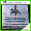Het promotie Embleem drukte Goedkope Schone Kleren Microfiber af (EP-C9106)