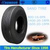 Neumático 1400-20 1600-20 Sandtire de nylon de la arena