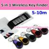 5 dans 1 Wireless Alarm Anti Lost Electronic Key Finder (FD-51)