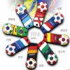 Azionamento dell'istantaneo del USB di gioco del calcio della tazza di mondo