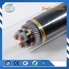 Câble 11kv blindé des faisceaux 120mm2 de Cu/XLPE/Swa/PVC 3