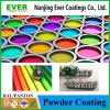 金属コーティングのペンキの粉かポリエステル静電気の粉のコーティング