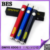 최고 VV Battery 2200mAh E Cigarette Vaping Oniyo Xdog II Battery