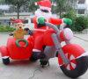 Aufblasbares Weihnachten Sankt (CS-033)