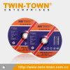 Center depresso Cutting Disc per Metal (TYPE 42)
