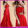 Robe de soirée élégante de bonne qualité de 2015 dames avec la plus défunte conception et diamant pour la robe de partie de femmes (D056)