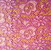 Ткань платья повелительниц Fashionalbe с цветком шнурка