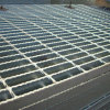 Reja de acero galvanizada piso de la plataforma