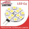 Halogen Bubls SMD5050 12LEDs G4 LED Bulbsを取り替えなさい