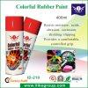 Peelable Gummispray-Farbe (Plastik-BAD Qualität)
