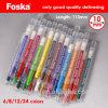12 pcs de bonne qualité ensemble crayon en rotation