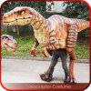 ケイ素のゴム製恐竜の衣裳のロボティック恐竜の衣裳