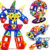 Großhandels3d Baustein-Spielwaren der Kind-DIY magnetische