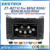 Автомобильный радиоприемник для Benz B200/R300 GPS Radio Bluetooth