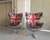 アルミニウム椅子ベース