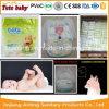 Tecido descartável da tração do tecido do bebê das cuecas de Traing do bebê do tecido do bebê de Tete da fábrica do OEM acima do tecido de Panty do bebê