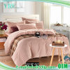 Feito no fundamento do algodão da cor-de-rosa de casa de campo da promoção de China