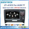 Reproductor de DVD del coche de la mueca de dolor de la alta calidad para Audi Tt