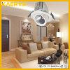 Lumière rotative/incluse de 360 degrés du plafond 18W du CREE DEL de torche