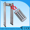 Détecteur de métaux multi de zone de cadre de porte de volume de l'alarme 10 de niveau avec 33/36 de zones