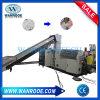 Granules en plastique de pelletiseur de film plastique réutilisant la chaîne de production