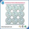 PWB de múltiples capas del aluminio LED de la tarjeta de circuitos impresos de la electrónica para la asamblea del PWB del LED SMT