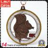 Der beste Preis Eichhörnchen-der laufenden Sport-Metallmedaille