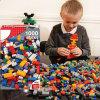 ABS van het Jonge geitje van blokken het Plastic Stuk speelgoed van 1000 van PCs Jonge geitjes van de Bouwstenen (10198643)