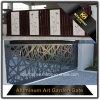 Laser geschnittene dekorative Aluminiumgarten-Tür