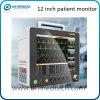 Caliente - OEM monitor paciente de la cabecera de 12.1 pulgadas para ICU