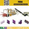 Ziegelstein-Block des hydraulischen Kleber-Qt4-18, der Maschinen-Preis Mexiko bildet