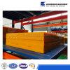 Setaccio a maglie giallo del poliuretano per la vibrazione della macchina del filtro leggero