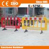 Clôture PE en plastique de la sécurité routière