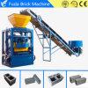 Automatique Le sol en brique de terre compressée / Machine de coupe