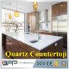 Bancadas de quartzo com tamanho personalizado para o projecto/casa/apartamento