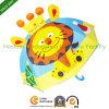 BoysおよびGirls (KID-0019ZL)のための漫画Lion Children Kid Umbrella