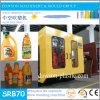 HDPE van het Water van het sap Machine van het Afgietsel van de Slag van de Fles de Plastic