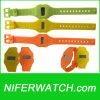 실리콘 디지털 방식으로 시계 (NFSP049)